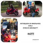 motorrijden en mindfulness training